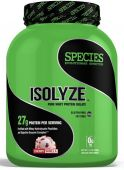 Isolyze, Protein, By Species Nutrition, Cherry Vanilla, 44 Servings Image