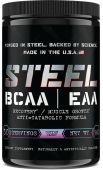 Steel BCAA EAA, Cotton Candy, 30 Servings
