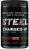 Charged AF Pre Workout By Steel, Blood Orange, 30 Servings