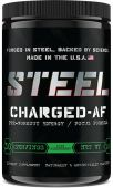 Charged AF Pre Workout By Steel, Kiwi Strawberry, 30 Servings