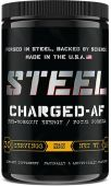 Charged AF Pre Workout By Steel, Peach Mango, 30 Servings