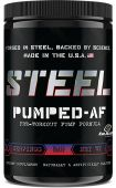 Steel Pumped AF, Blitz Berry, 30 Servings
