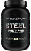 Steel Whey Protein, Vanilla Ice Cream, 42 Servings