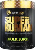 SuperHuman Pre Workout - Hulk Juice (Sour Gummy Bear)