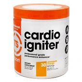 Cardio Igniter Pre Workout By Top Secret Nutrition, Pineapple Mango, 30 Servings