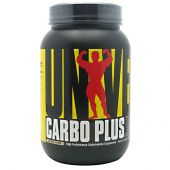 Universal Nutrition Carbo Plus Unflavored 2.2lb