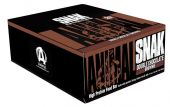 Animal Snack Bar By Universal Nutrition, Double Chocolate Brownie, 12/Box