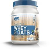 Whey and Oats, Optimum Nutrition, Blueberry Muffin, 14 Servings