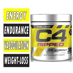 C4 Ripped By Cellucor