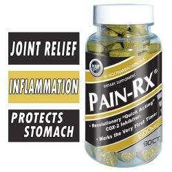 Pain Rx, By Hi-Tech Pharmaceuticals, 90 Tabs