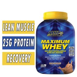 Maximum Whey Protein By MHP