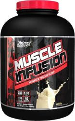 Muscle Infusion By Nutrex, Vanilla, 5LB