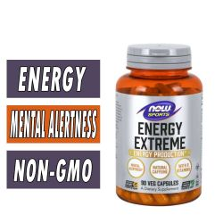 Now Sports, Sports Energy Extreme, 90 Caps