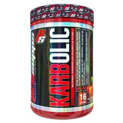 Karbolic By Pro Supps Fruit Punch 16 Servings