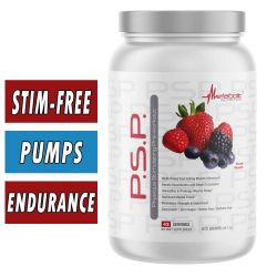 PSP Pre Workout, By Metabolic Nutrition