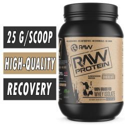 Raw Protein - Chocolate - 25 Servings