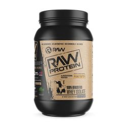 Raw Protein - Peanut Butter - 25 Servings
