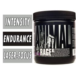 Animal Rage XL by Universal Nutrition
