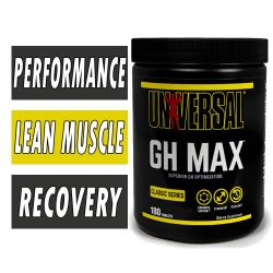 GH Max, Universal Nutrition, 180 Tabs