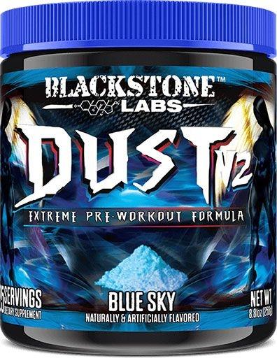 Dust V2 Pre Workout - Blue Sky - 25 Servings