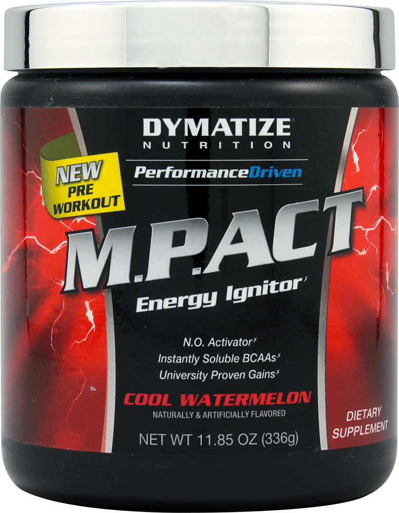 M.P.ACT By Dymatize Nutrition, Cool Watermelon, 30 Servings