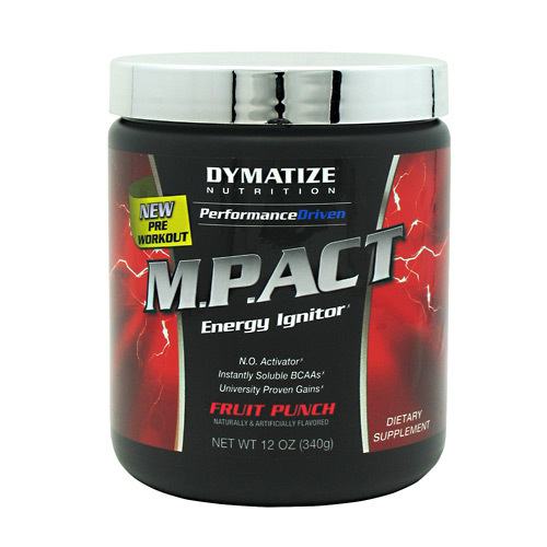 M.P.ACT By Dymatize Nutrition, Fruit Punch, 30 Servings