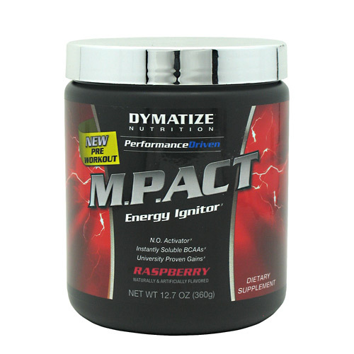 M.P.ACT By Dymatize Nutrition, Raspberry, 30 Servings