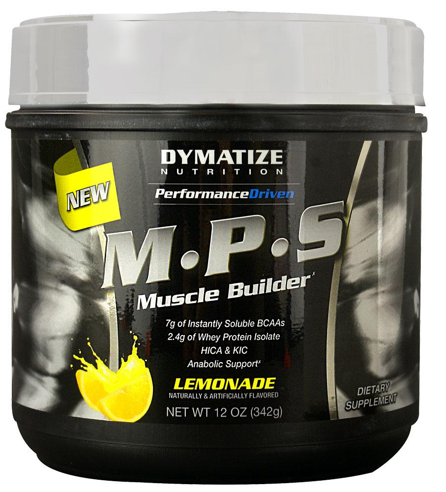 M.P.S. By Dymatize Nutrition, Lemonade, 20 Servings