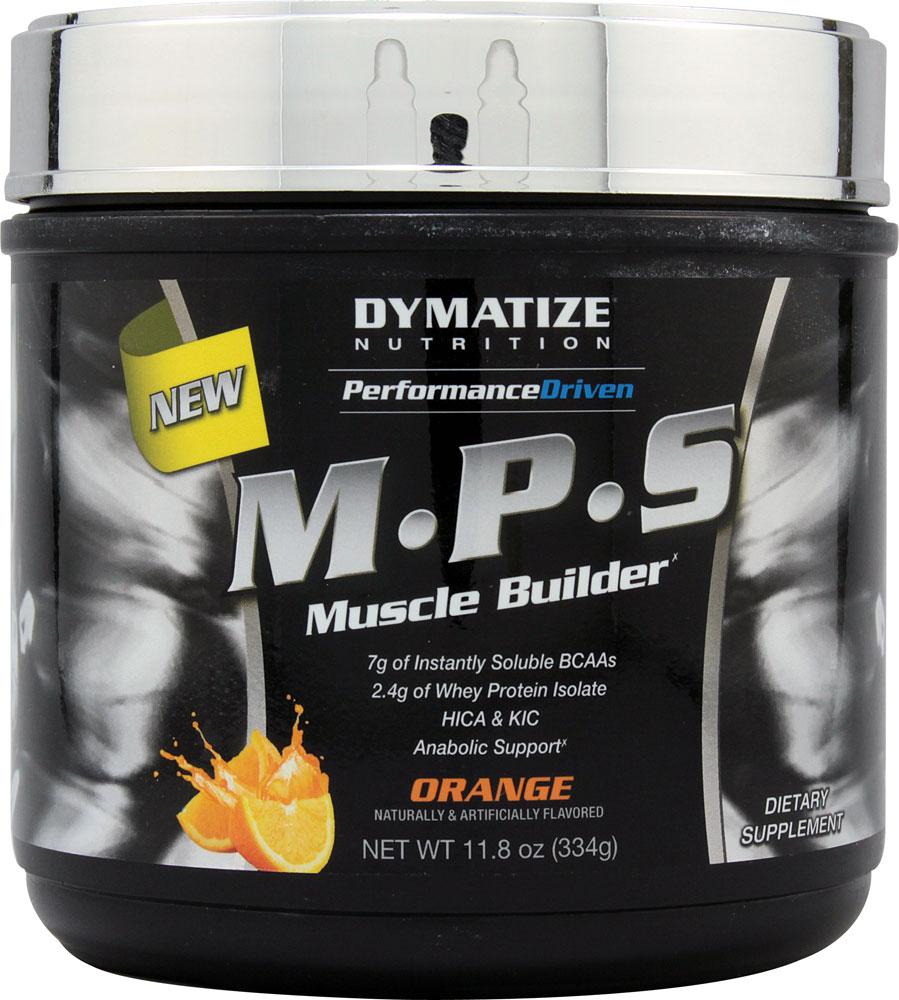 M.P.S. By Dymatize Nutrition, Orange, 20 Servings