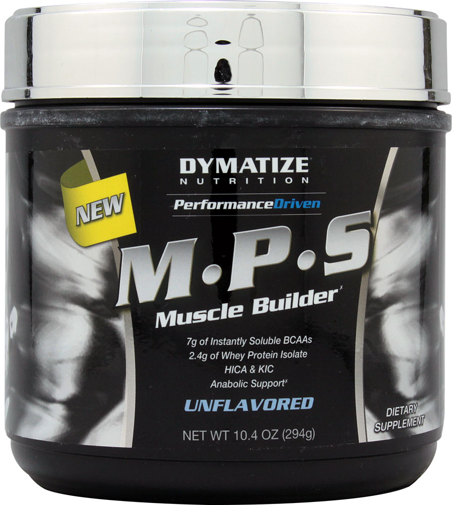 M.P.S. By Dymatize Nutrition, Unflavored, 20 Servings