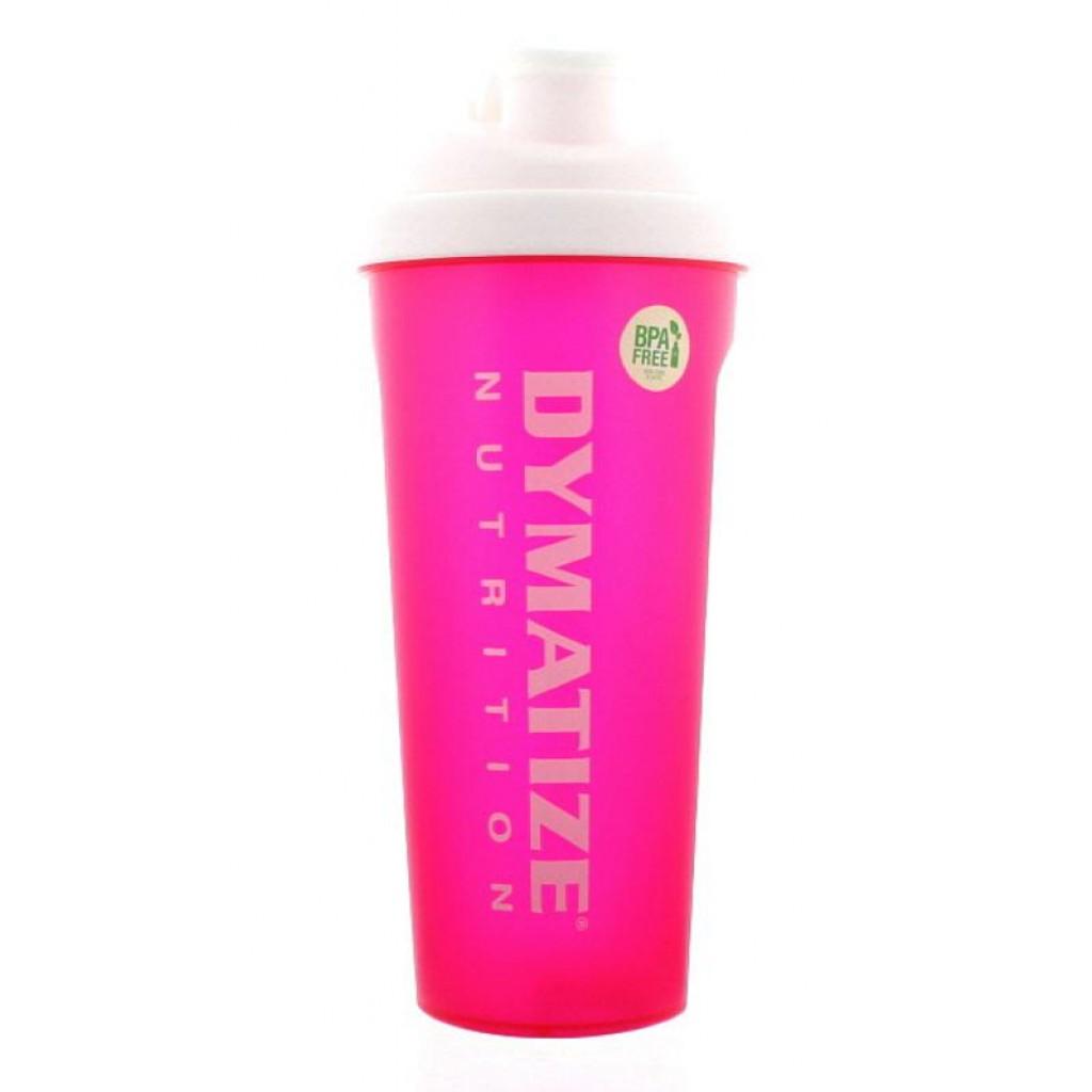 Dymatize Nutrition Pink 20 Oz Shaker