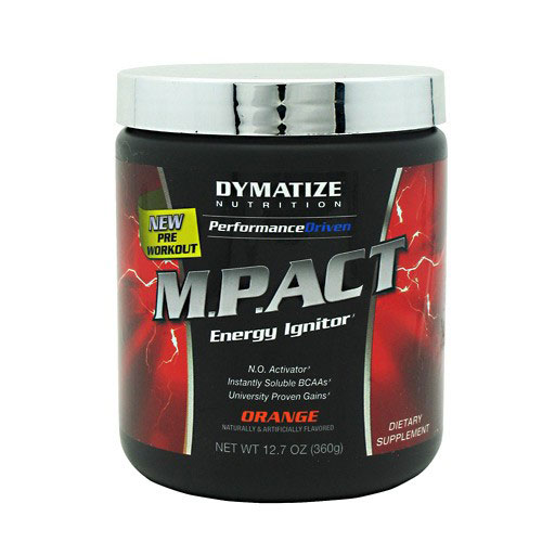 MPACT By Dymatize Nutrition, Orange, 30 Servings