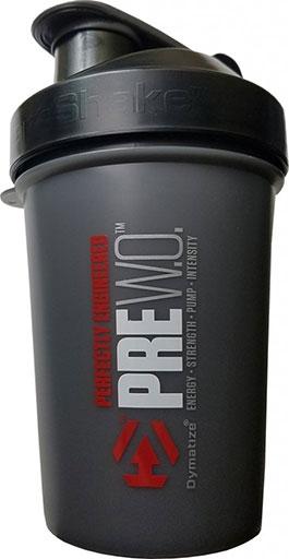 Dymatize Gray Shaker Cup