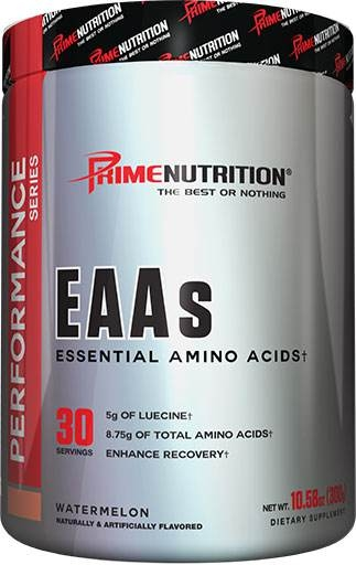 EAA's By Prime Nutrition, Watermelon, 30 Servings