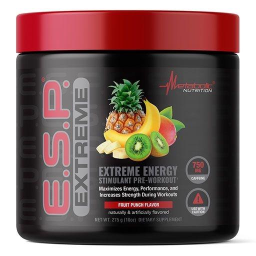 ESP Extreme Pre Workout - Fruit Punch