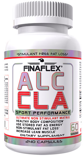 ALC + CLA By FinaFlex, 240 Caps