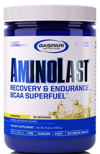 AminoLast By Gaspari Nutrition, Pineapple, 30 Servings