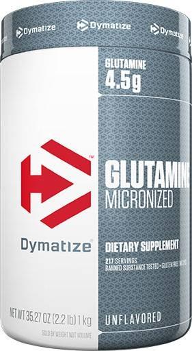 Glutamine Powder By Dymatize Nutrition, 1000 Grams