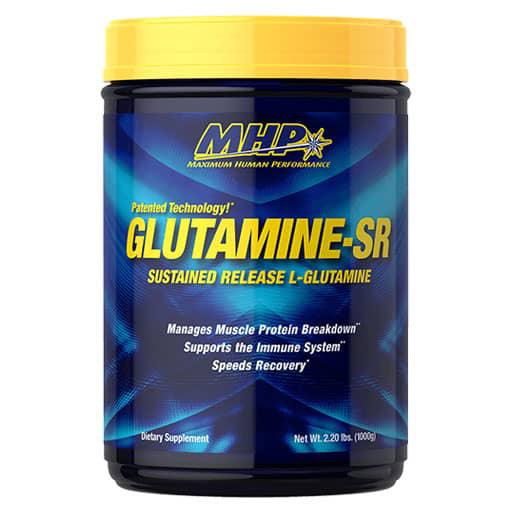 MHP Glutamine SR - 1000 Grams