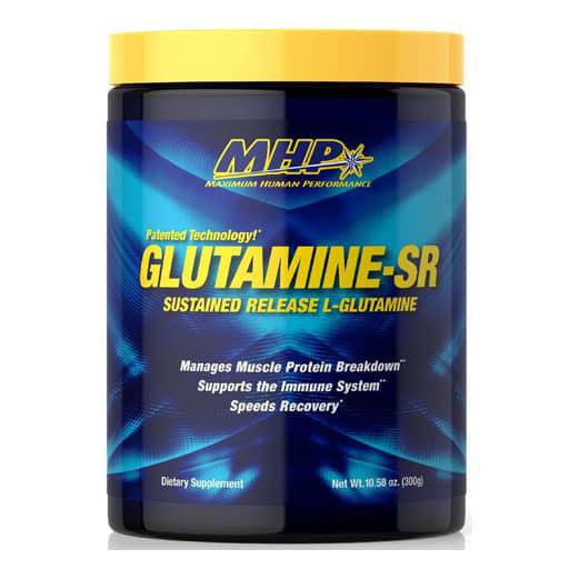 MHP Glutamine SR - 300 Grams