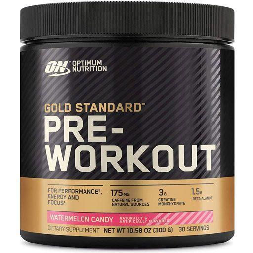 Gold Standard Pre Workout - Watermelon - 30 Servings