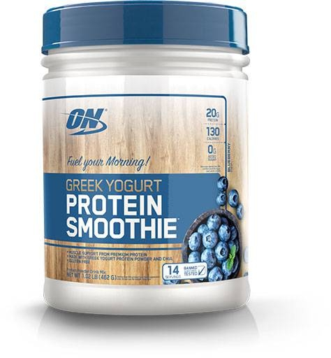 Greek Yogurt Protein - Blueberry - 1.02LB