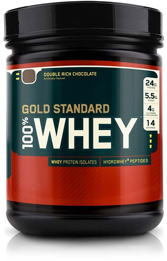 Gold Standard Whey Protein By Optimum Nutrition, Chocolate 1lb