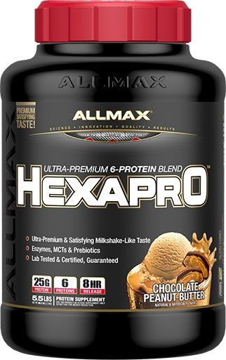 Hexapro - Peanut Butter Chocolate - 5.5lb