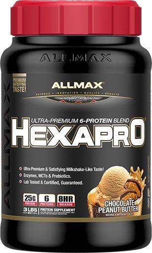 Hexapro - Peanut Butter Chocolate - 3lb