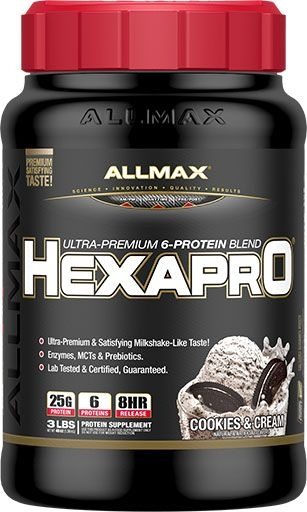 Hexapro - Cookies and Cream - 2lb