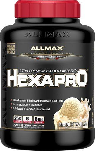Hexapro - Vanilla - 5.5lb