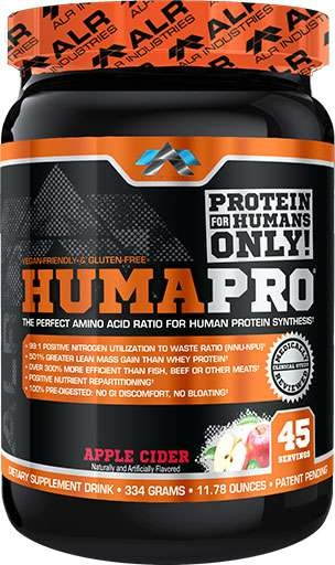 HumaPro By ALRI, Apple Cider, 45 Servings
