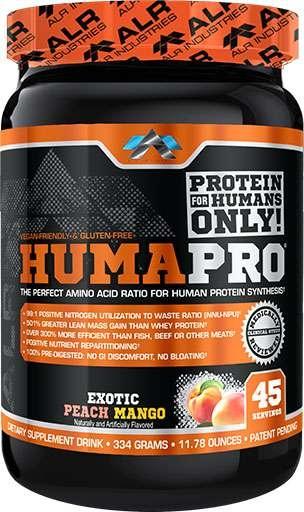 HumaPro By ALRI, Exotic Peach Mango, 45 Servings