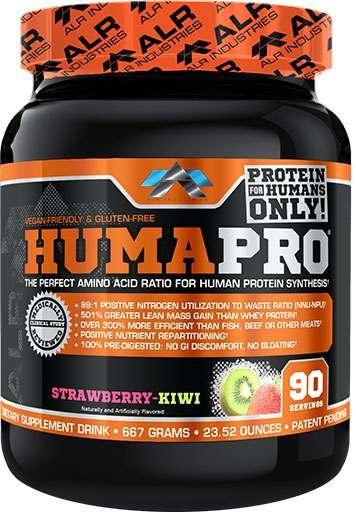 HumaPro, By ALRI, Strawberry-Kiwi Flavor, 90 Servings,